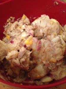 Potato Salad Mixed