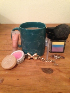 Coffee adbd Makeup